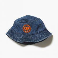 NEW HATTAN DENIM BUCKET HAT