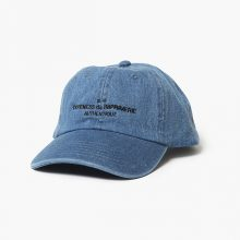 NEW HATTAN 1155 DENIM 6PANEL CAP
